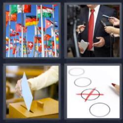 4 Fotos 1 palabra nivel 1045