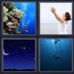 4 Fotos 1 palabra nivel 1051