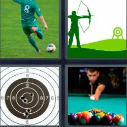 4 Fotos 1 palabra nivel 115