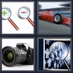 4 Fotos 1 palabra nivel 662