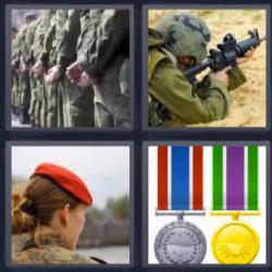 4 Fotos 1 palabra nivel 789