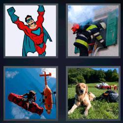 4 Fotos 1 palabra nivel 845