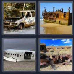 4 Fotos 1 palabra nivel 930