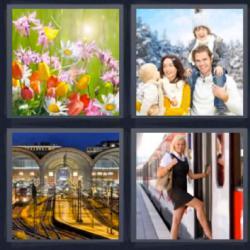 4 Fotos 1 palabra nivel 970