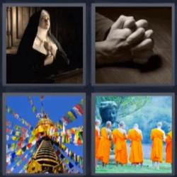4 fotos 1 palabra nivel 1