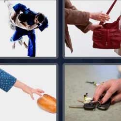 4 fotos 1 palabra nivel 1222