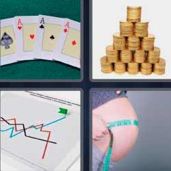 4 fotos 1 palabra nivel 1256