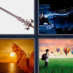 4 fotos 1 palabra nivel 1300