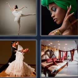 4 fotos 1 palabra nivel 1367